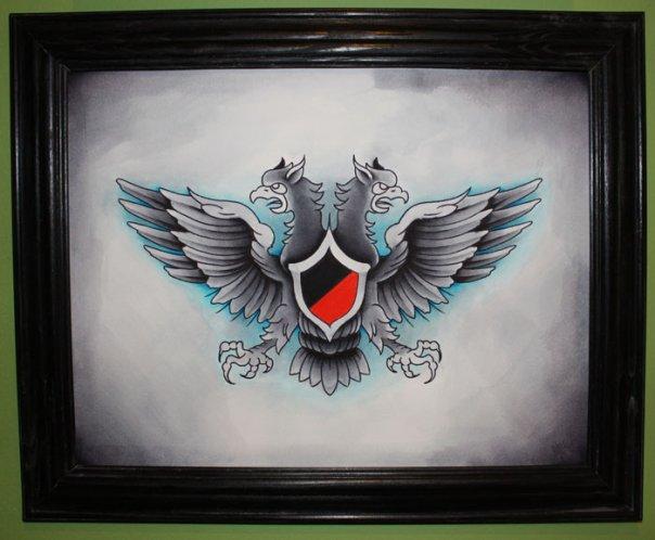 josh's eagle.
