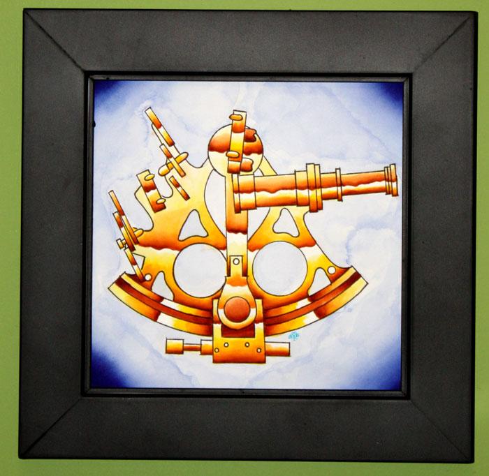 sextant.