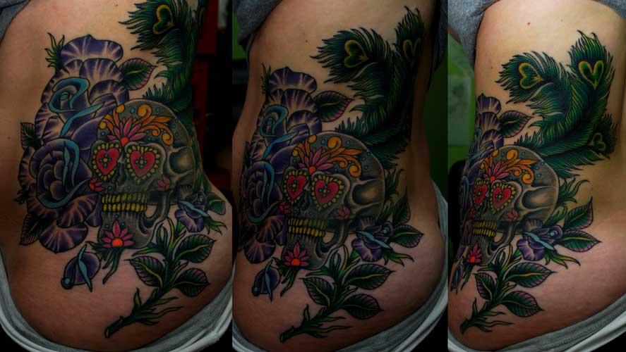 Mr Blue Sky Super Excellent Master Tattoo Genius Home